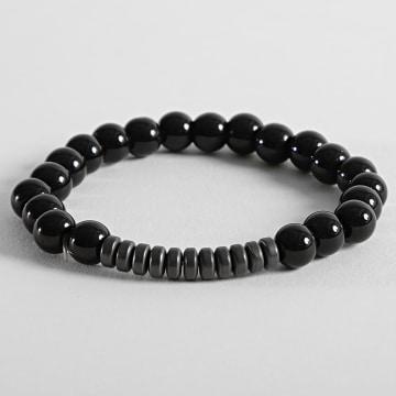 Black Needle - Bracelet BBN-486 Noir