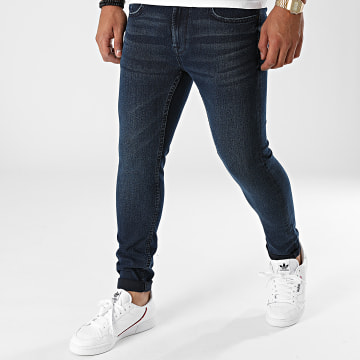 Only And Sons - Jean Skinny Warp Life Bleu Brut