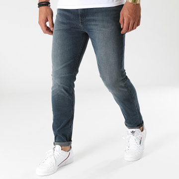 Tommy Jeans - Jean Skinny Simon 0814 Bleu Denim