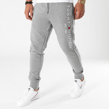 Tommy Hilfiger - Pantalon Jogging Basic Branded 8388 Gris Chiné
