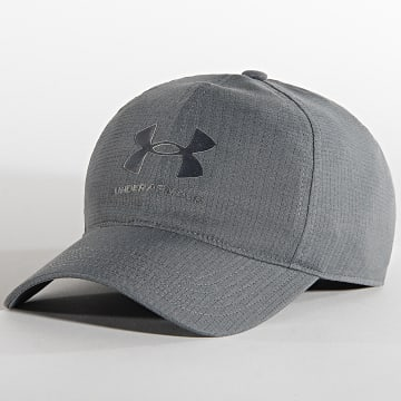 Under Armour - Casquette UA Iso-Chill 1361528 Gris Anthracite