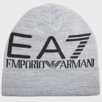 EA7 Emporio Armani - Bonnet 274903-1A301 Gris Chiné