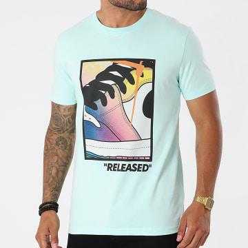 Luxury Lovers - Tee Shirt Released Colors Vert Mint