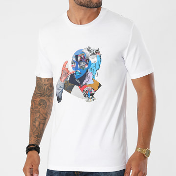 Swift Guad - Tee Shirt Guernica Blanc