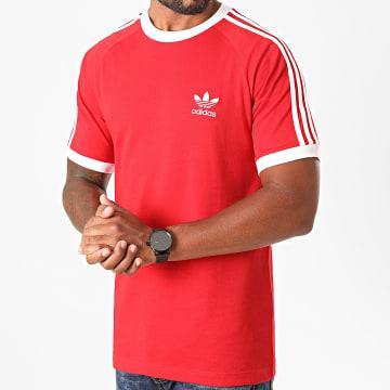 Adidas Originals - Tee Shirt A Bandes H37756 Rouge
