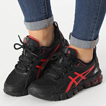 Asics - Baskets Femme Gel Quantum 180 1204A002 Black Electric Red