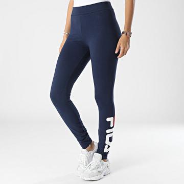 Fila - Legging Femme Flex 682098 Bleu Marine