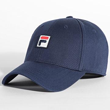 Fila - Casquette Dad Cap F-Box Logo 686099 Bleu Marine