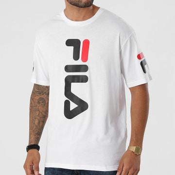 Fila - Tee Shirt Allan 688463 Blanc