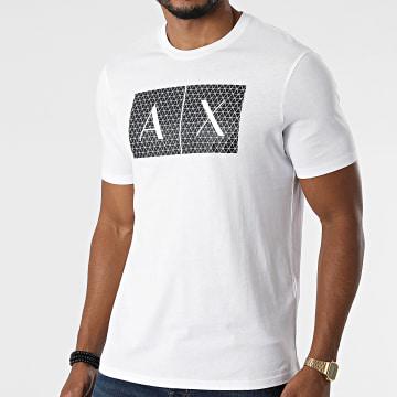 Armani Exchange - Tee Shirt 8NZTCK-Z8H4Z Blanc