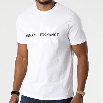 Armani Exchange - Tee Shirt 6KZTBQ-ZJV5Z Blanc