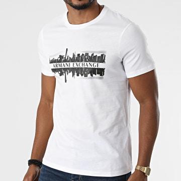 Armani Exchange - Tee Shirt 6KZTAE-ZJ5LZ Blanc