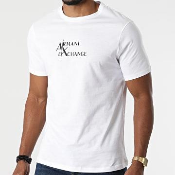 Armani Exchange - Tee Shirt 6KZTAH-ZJ5LZ Blanc