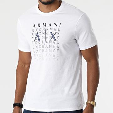 Armani Exchange - Tee Shirt 6KZTBW-ZJV5Z Blanc