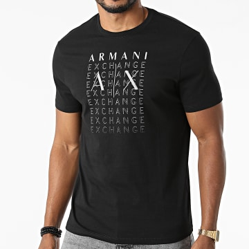 Armani Exchange - Tee Shirt 6KZTBW-ZJV5Z Noir