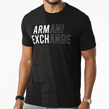 Armani Exchange - Tee Shirt 6KZTFC-ZJH4Z Noir