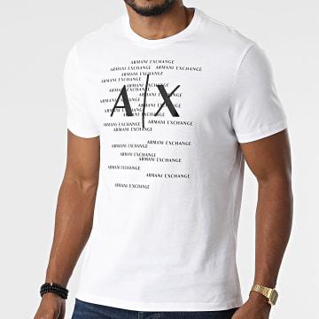 Armani Exchange - Tee Shirt 6KZTBR-ZJV5Z Blanc