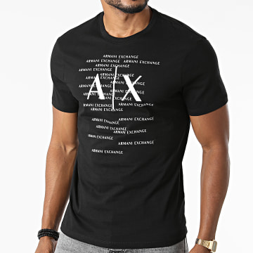 Armani Exchange - Tee Shirt 6KZTBR-ZJV5Z Noir