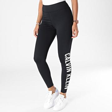 Calvin Klein - Legging De Sport Femme 00GWF0L637 Noir