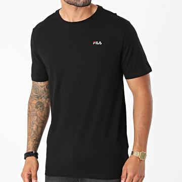 Fila - Tee Shirt Edgar 689111 Noir