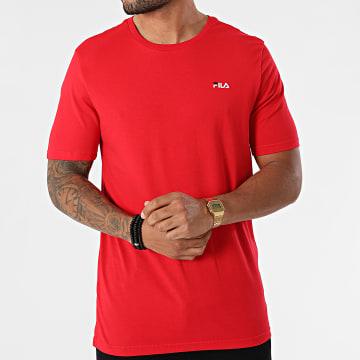 Fila - Tee Shirt Edgar 689111 Rouge