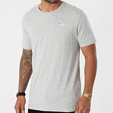 Fila - Tee Shirt Edgar 689111 Gris Chiné