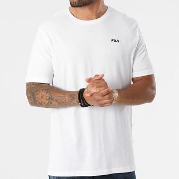 Fila - Tee Shirt Edgar 689111 Blanc