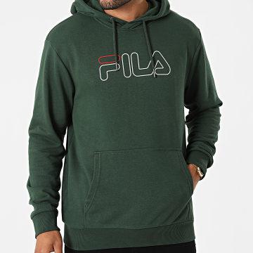 Fila - Sweat Capuche Laban 687125 Vert