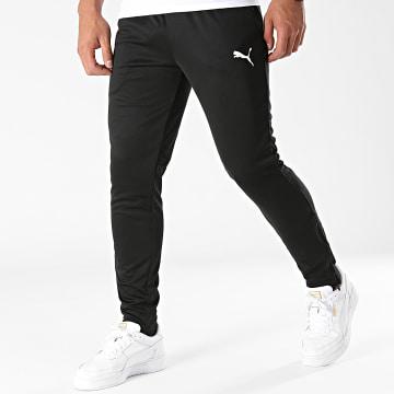 Puma - Pantalon Jogging Team Rise Poly Training 657390 Noir