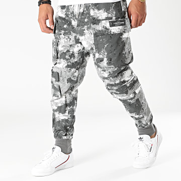 Sixth June - Jogger Pant M22361CPA Gris Camouflage