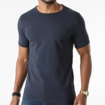 Teddy Smith - Tee Shirt Tucker 2 Bleu Marine