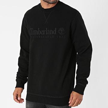 Timberland - Sweat Crewneck OA Linear A2CQZ Noir