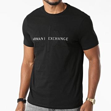 Armani Exchange - Tee Shirt 6KZTBQ-ZJV5Z Noir