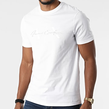 Armani Exchange - Tee Shirt 6KZTBV-ZJV5Z Blanc