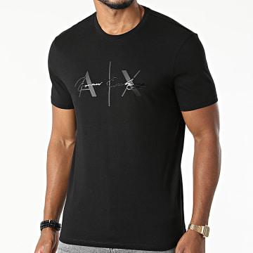 Armani Exchange - Tee Shirt 6KZTBV-ZJV5Z Noir