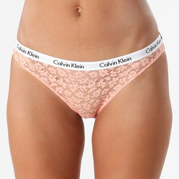 Calvin Klein - Culotte Femme 3860E Orange