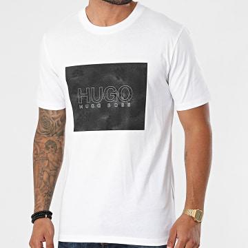 HUGO - Tee Shirt Dolive U214 50456859 Blanc