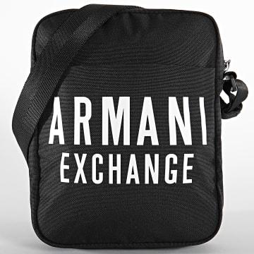 Armani Exchange - Sacoche 952337-9A124 Noir