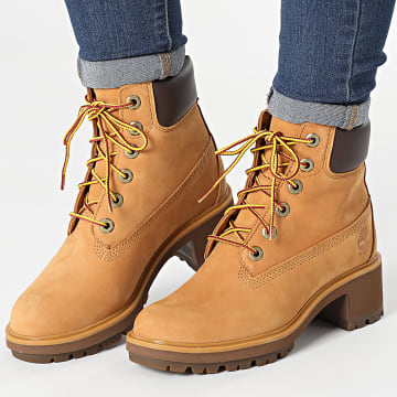 Timberland - Boots Femme Kinsley 6 Inch Waterproof A25BS Wheat Nubuck