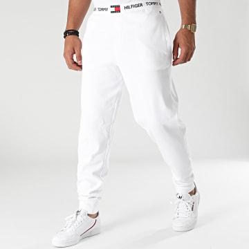 Tommy Hilfiger - Pantalon Jogging 1769 Blanc