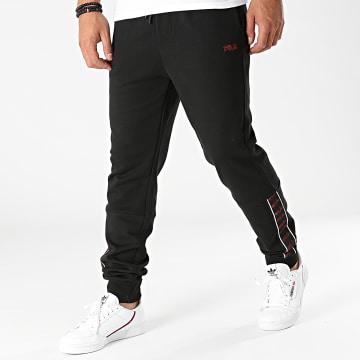 Fila - Pantalon Jogging A Bandes Omer 683479 Noir