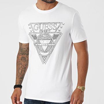 Guess - Tee Shirt M1YI76-J1311 Blanc