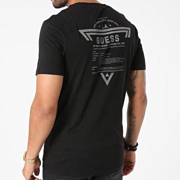 Guess - Tee Shirt M1YI59-I3Z11 Noir Gris