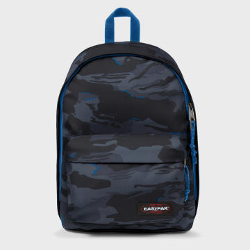 Eastpak - Sac A Dos Out Of Office Outline Gris Camouflage