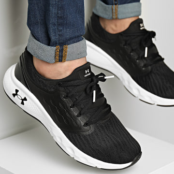 Under Armour - Baskets Charged Vantage 3023550 Black White