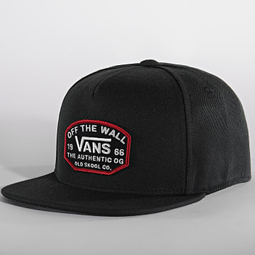 Vans - Casquette Snapback Old Skool VN0A5E2XBLK1 Noir