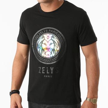 Zelys Paris - Tee Shirt Felix Noir