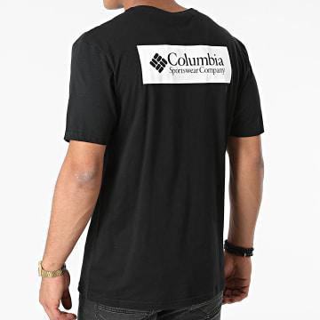 Columbia - Tee Shirt North Cascades 1834041 Noir