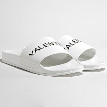 Valentino By Mario Valentino - Claquettes 92210739 Blanc