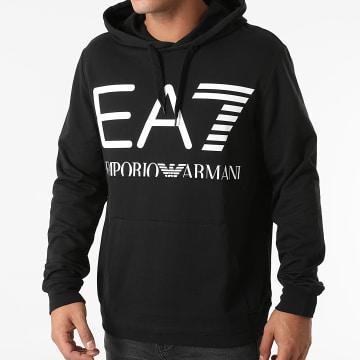 EA7 Emporio Armani - Sweat Capuche 6KPM69-PJBWZ Noir